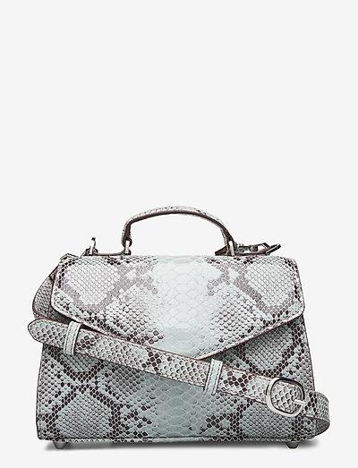 Snake Petit Malery Bag - håndtasker - white