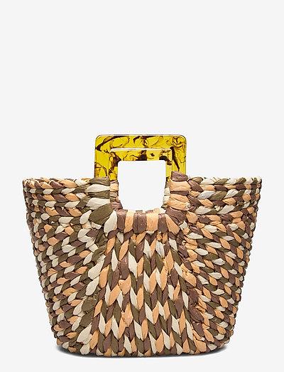Weavs Bag - håndtasker - black forest