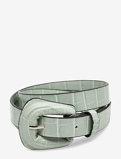 Brighty Belt - bælter - silt green