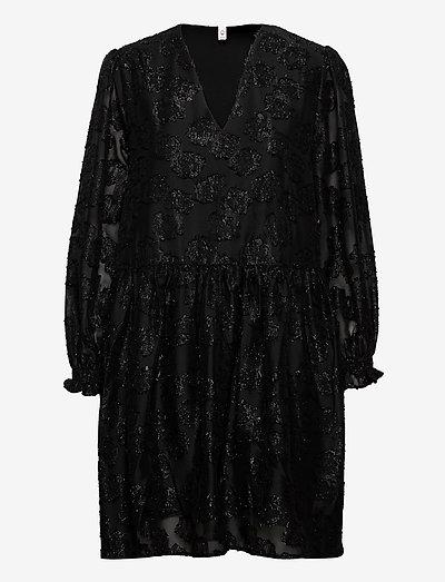 Glitrala Sanna Dress - korte kjoler - black