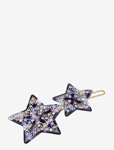Starlight Hairclip - hiusasusteet - night sky