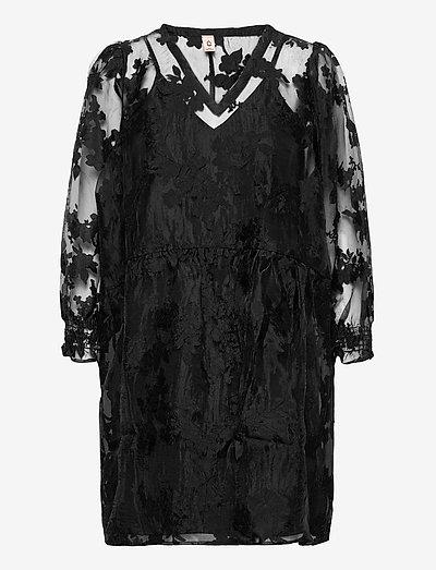 Floraza Sanna Dress - cocktailkjoler - black