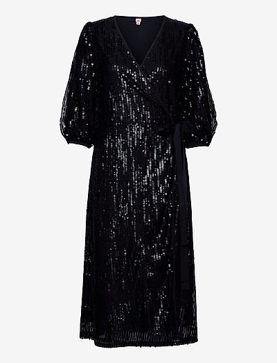 Glitrio Holiday Dress - pailletkjoler - black