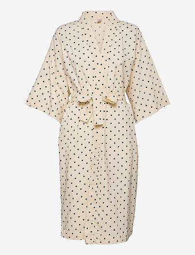 Dyami Liberte Kimono - lingerie - whitecap gray