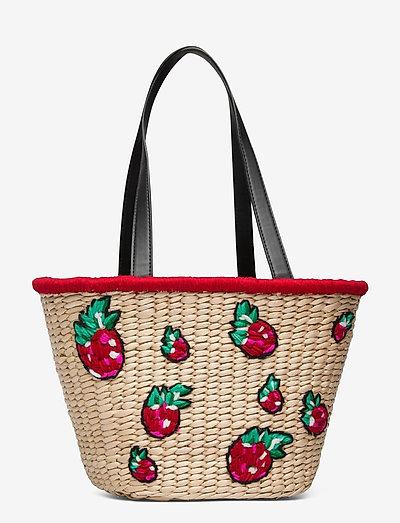 Raspy Reese Bag - håndtasker - sand