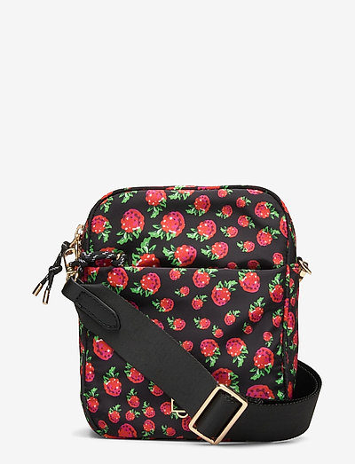 Raspy Abby Bag - shoulder bags - black