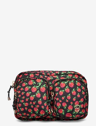 Raspy Zoel Bag - belt bags - black