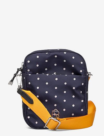 Dot Abby Bag - shoulder bags - classic navy