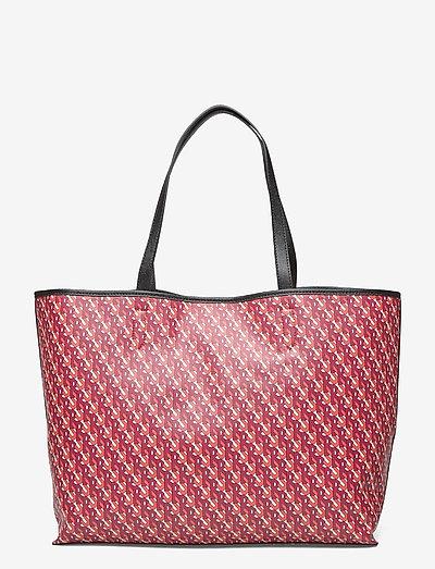 Besra Lotta Bag - shoppere - orange