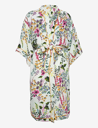 Gardenflo Liberte Kimono - kimonoer - white