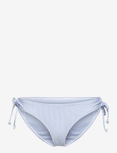 Striba Bibi Bikini Bottom - side tie bikinier - blue