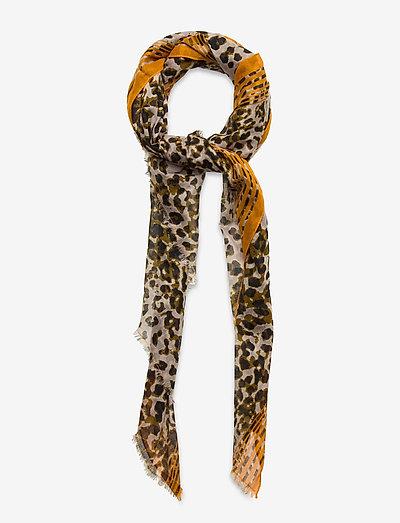 Lepa Como Scarf - tynde tørklæder - brownish