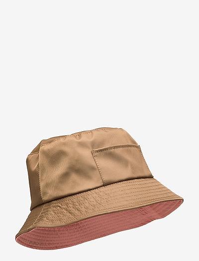 Nya Bucket Hat - bøllehatte - brownish