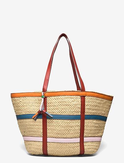 Vivid Briella Big Bag - tote bags - mix colour