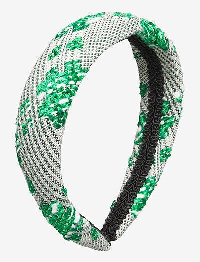 Patia Hairbrace - hårbånd - golf green