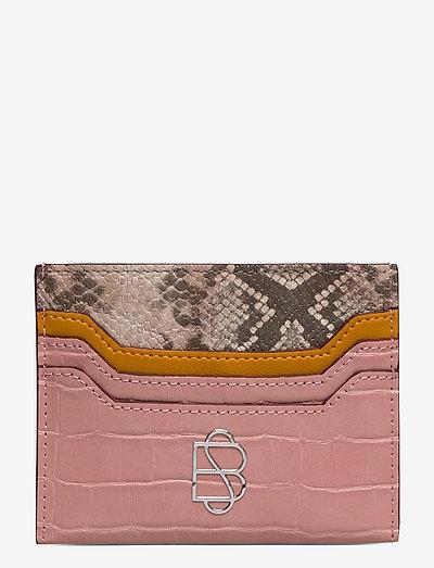 Mirella Card Holder - kortholdere - dusty pink