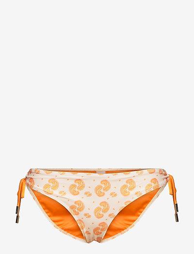 Celesta Bibi Bikini Bottom - side tie bikinier - ivory