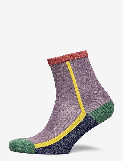 Dean Summerblock Sock - chaussettes - lilas