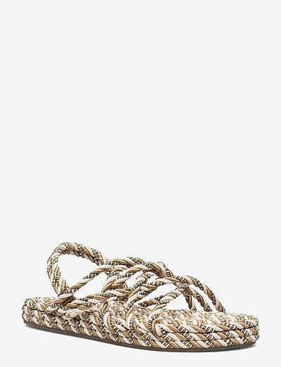 Rope Roxa Sandal - flade sandaler - lark