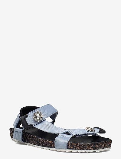 Velcro Galia Sandal - flade sandaler - skyway