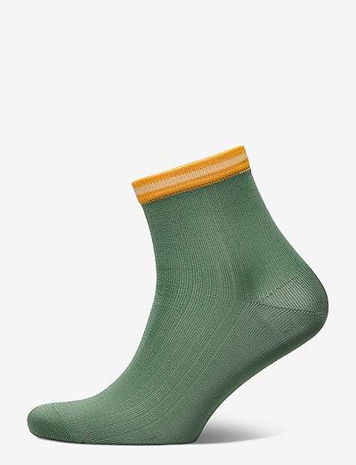 Sporty Reina Sock - ankelstrømper - malachite green