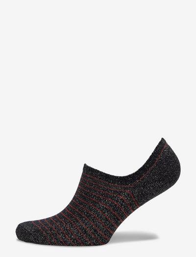 Sneakie Stripe Sock - ankelstrømper - night sky