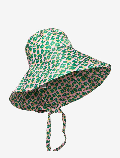 Amapola Bucket Hat - bøllehatte - rose shadow
