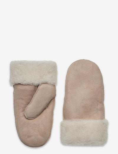 Doa Mittens - handsker & vanter - warm sand