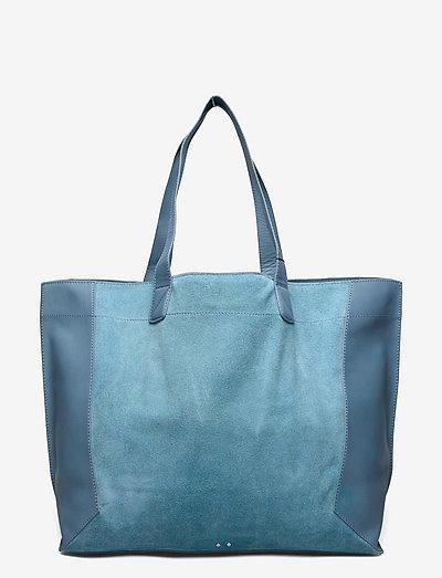 Mix Aurora Bag - cabas - provincial blue