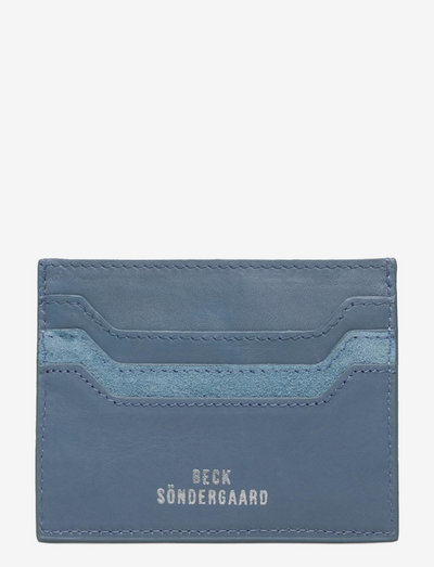 Mix Card Holder - portefeuilles - provincial blue