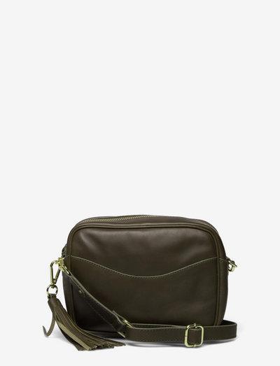 Veg Pippa Bag - crossbody bags - army