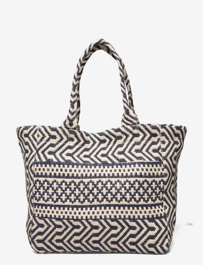 Urika Alivia Bag - tote bags - maritime blue