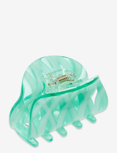 Lara Hair Claw - hiuspinnit & -klipsit - green