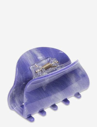 Lara Hair Claw - hair pins - mazarine blue