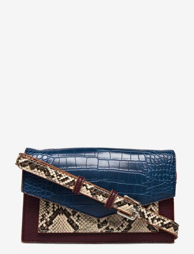 Mixy Regina Bag - crossbody bags - mazarine blue