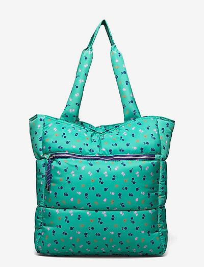 Malila Emery Bag - tote bags - mint leaf