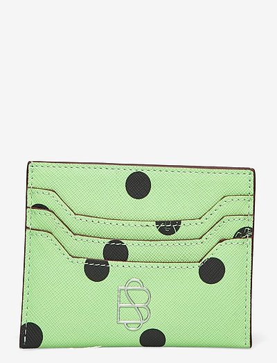 Pavati Card Holder - kortholdere - nile green