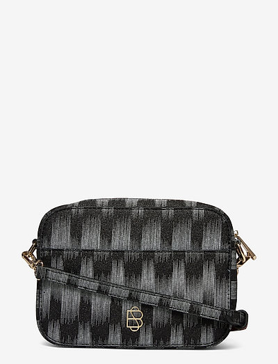 Gleam Pillo Bag - crossbody bags - black