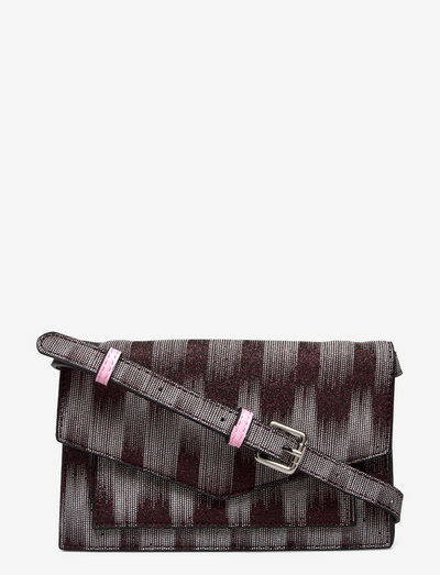 Gleam Regina Bag - crossbody bags - fig