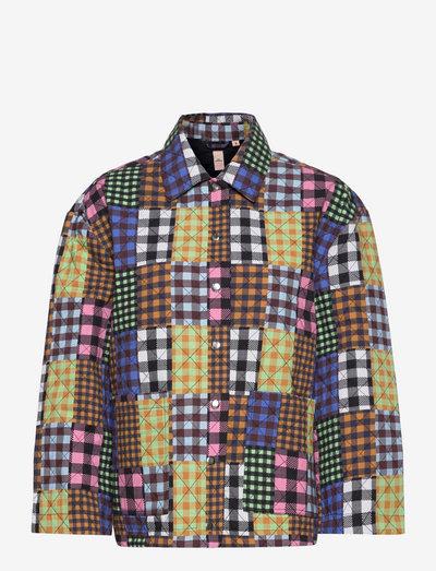Mukki Quilted Jacket - quiltede jakker - multi col.