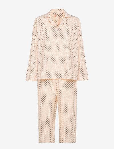 Dyami Pyjamas Set - pyjamas - whitecap gray