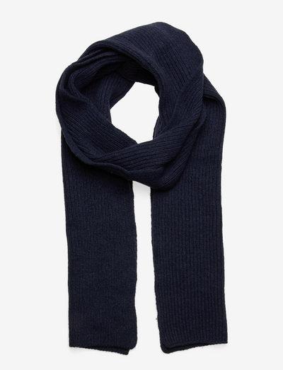 Cass Scarf - halstørklæder - maritime blue