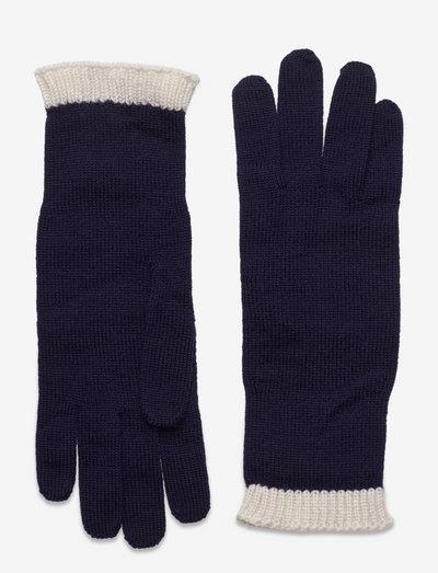 Elki Gloves - handsker & vanter - maritime blue