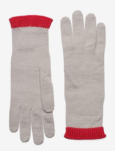 Elki Gloves - handsker & vanter - opal grey