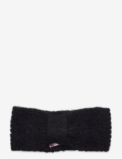 Lina Headband - hårbånd - black