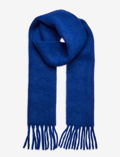 Yuta Scarf - halstørklæder - mazarine blue