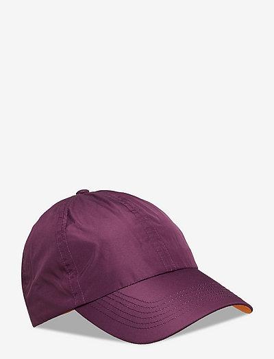Solid Raincap - kasketter - fig