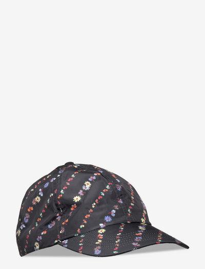 Liluye Raincap - kasketter - black