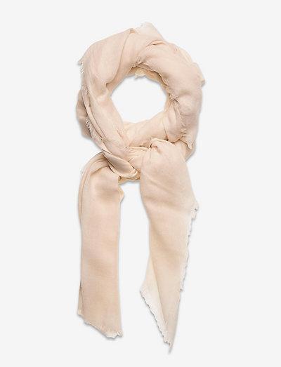 Mill - halstørklæder - french nougat