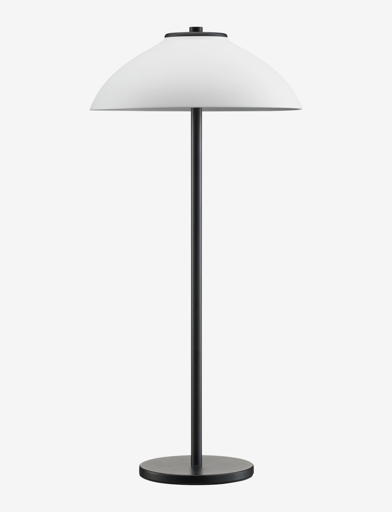 Belid - Table lamp Vali High - bordlamper - black structure/white structure - 1